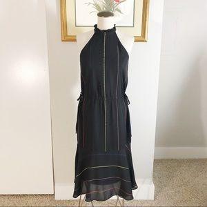 Gianni Bini Halter Midi Dress 🌿